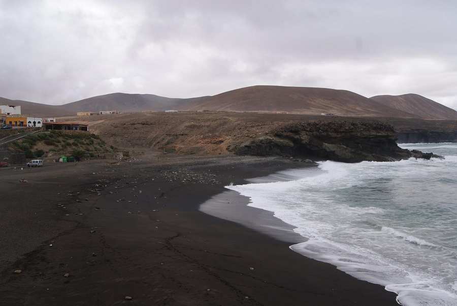 mejores playas de Fuerteventura - Playa de Ajuy