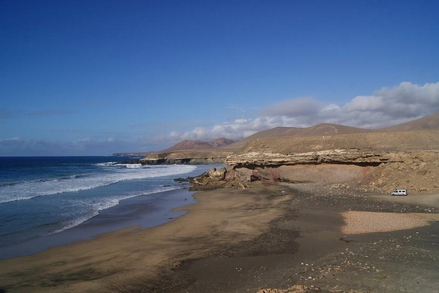 mejores playas de Fuerteventura - Playa de Garcey
