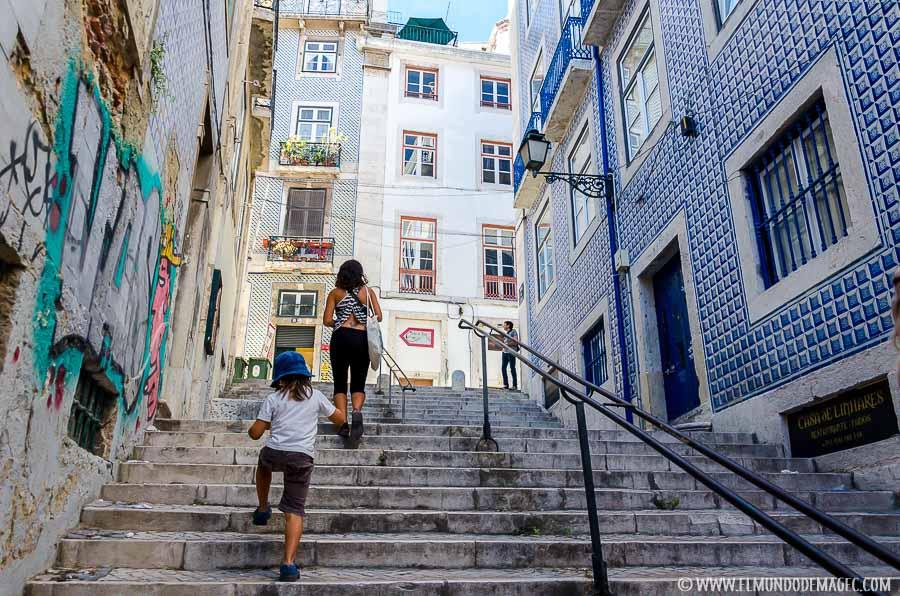 Lisboa en dos días - Alfama