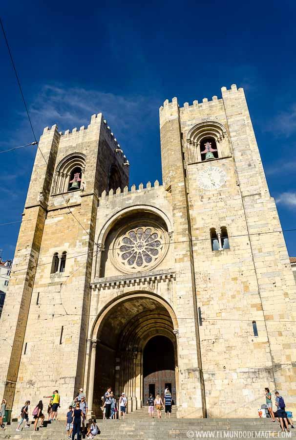 Lisboa en dos días - Catedral de Sé