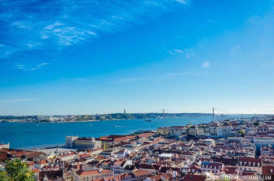 Lisboa en dos días - Miradores