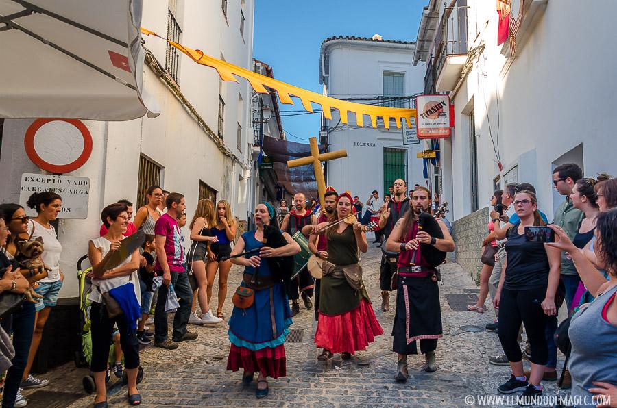 Jornadas medievales de Cortegana - Música
