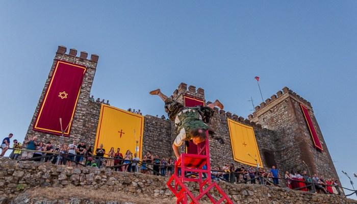 Jornadas medievales de Cortegana - Espectáculos