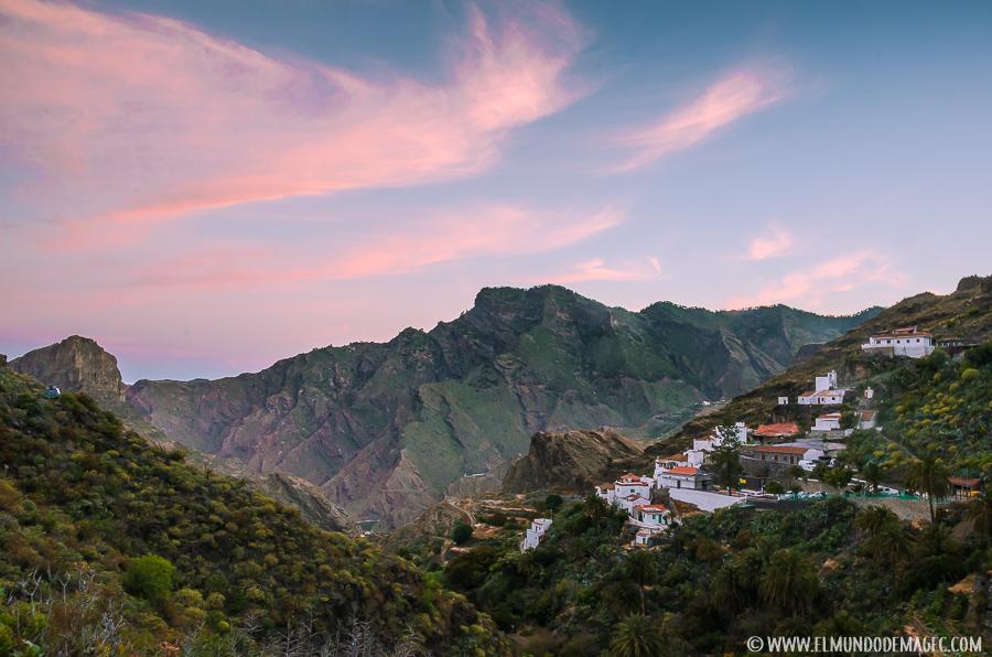 Senderismo en Gran Canaria - Amanecer