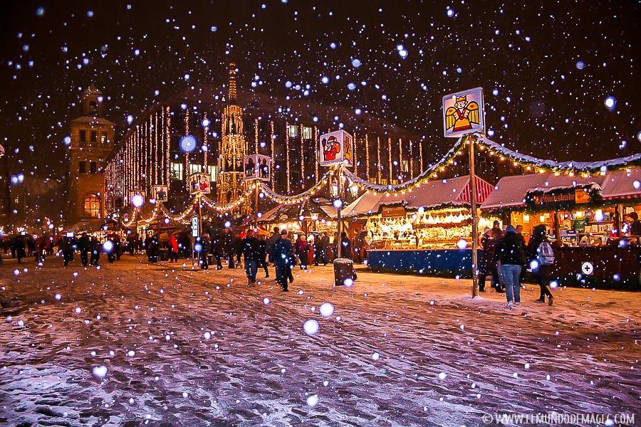 Mercados navideños de Nuremberg