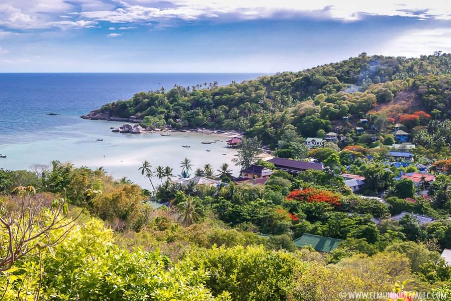 Razones para viajar a Tailandia - Koh Tao