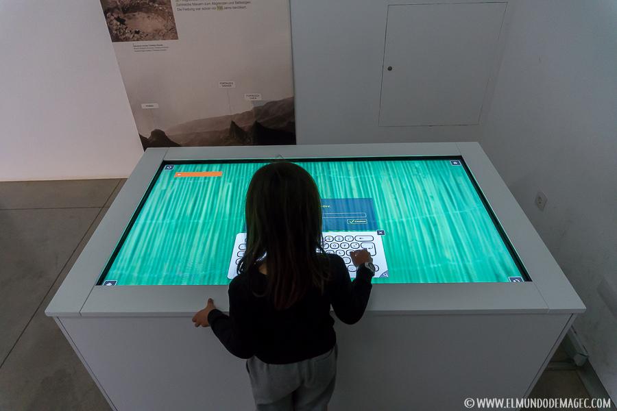 pantallas interactivas