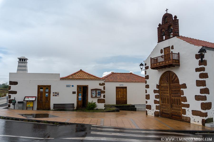 La Iglesia de Las Tricias