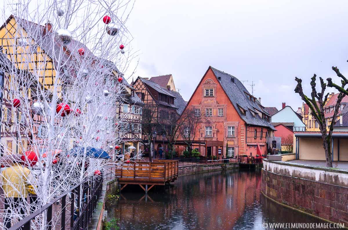 Petite Venise de Colmar