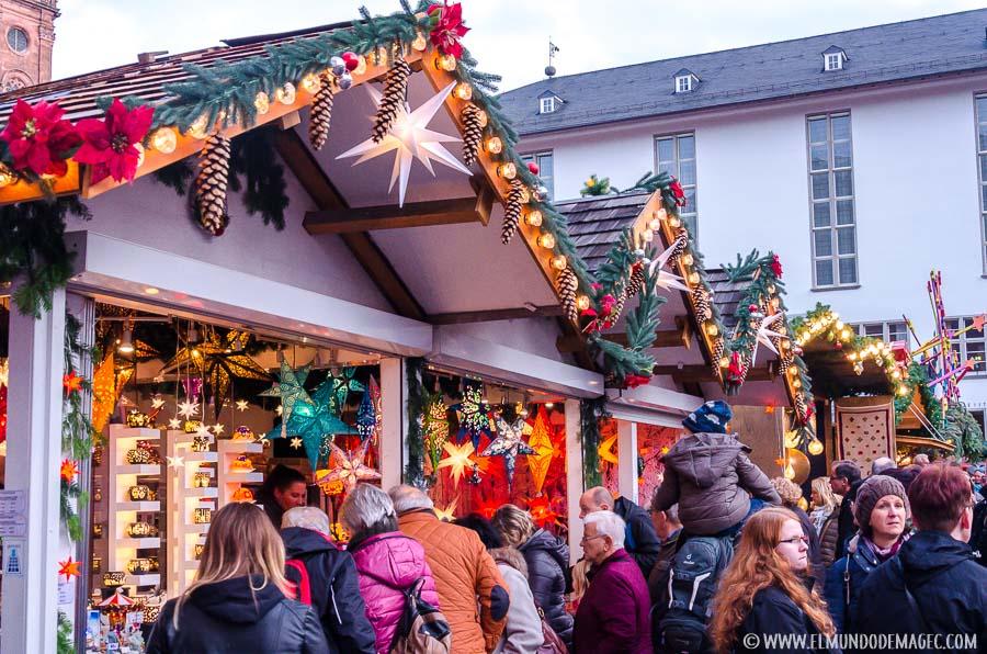 Alsacia en Navidad - Decoración