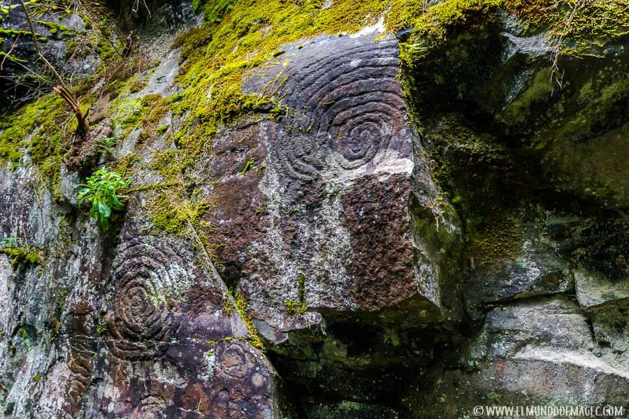 Petroglifos de La Palma en La Zarza