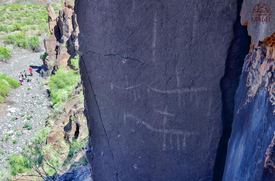 Yacimientos arqueológicos de Gran Canaria