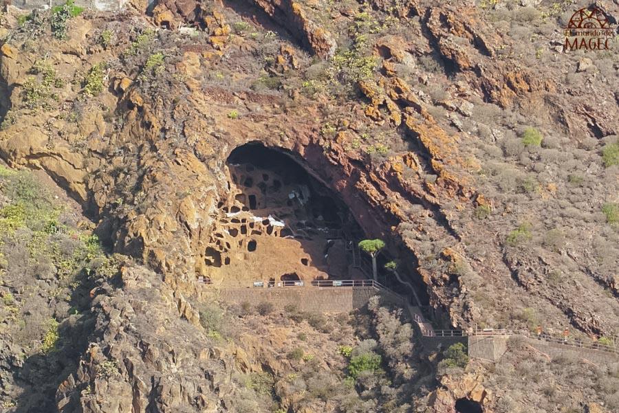 Yacimientos arqueológicos de Gran Canaria - Cenobio Valerón