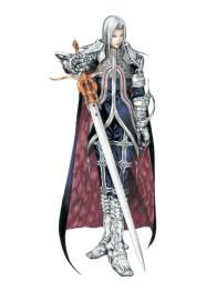 Castlevania Judgment - Alucard