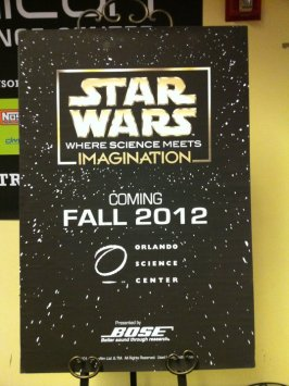 'Star Wars: Where Science Meets Imagination'
