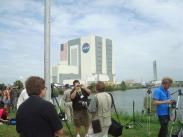 NASA Kennedy Space Center - Vehicle Assembly Building