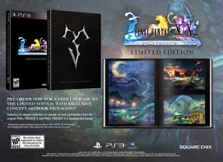"Square Enix: ""Final Fantasy X/X-2 HD Remaster"""