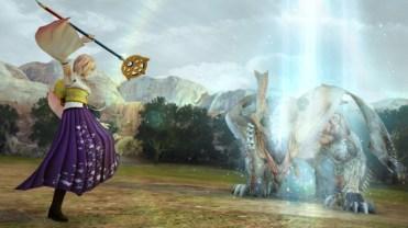"""""""Lightning Returns: Final Fantasy XIII"""" - Yuna's """"Spira's Summoner"""" Garb"""