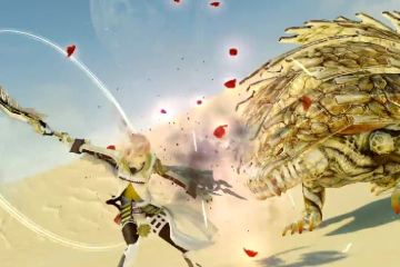 "Square Enix: ""Lightning Returns: Final Fantasy XIII"" - 'Evolution of Battle'"