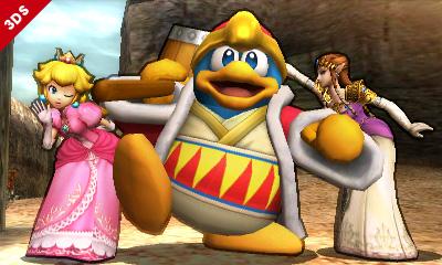 Super Smash Bros for 3DS: King Dedede