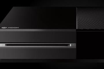 Xbox One Console with Blu-Ray drive