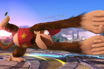 Super Smash Bros. for Wii U and 3DS: Diddy Kong
