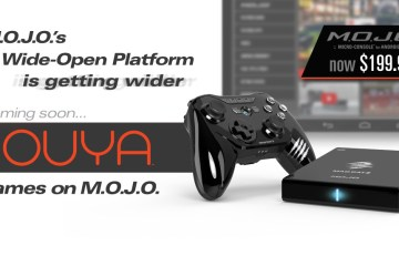 Ouya games coming to Mad Catz' M.O.J.O. Micro-Console