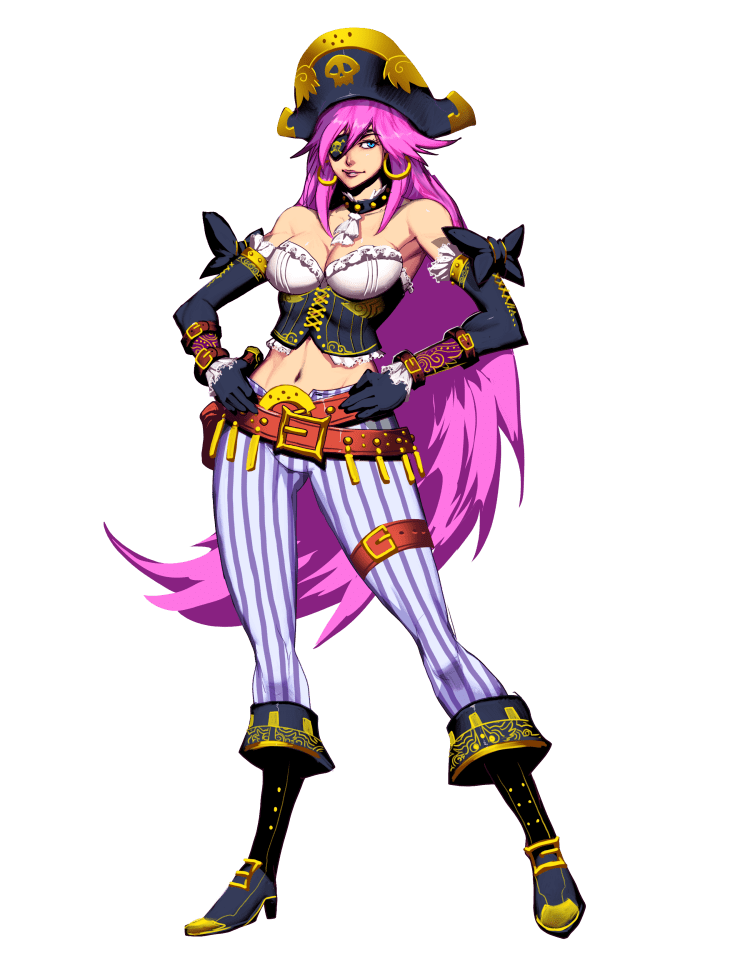 Ultra Street Fighter IV - Poison