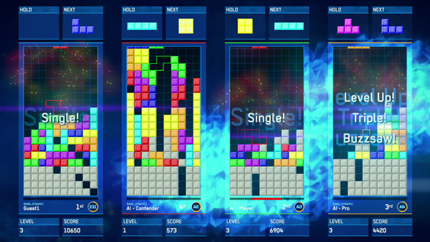 """Tetris Ultimate"""