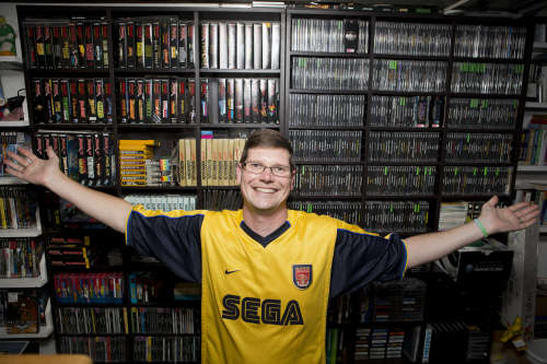 Largest game collection sold at auction for US$750,250