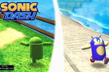 Sonic Dash (Andronic version)