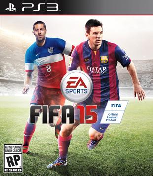 FIFA 15 - Messi / Dempsey - PS3