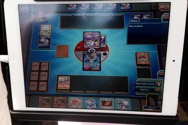 Pokémon Trading Card Game Online (TCGO) - iPad