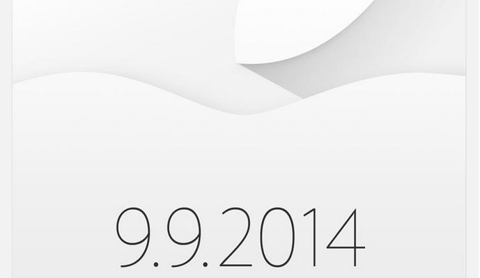 Apple Event - Sept. 9, 2014