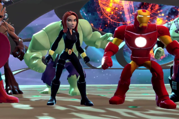 "Disney Interactive: ""Disney Infinity (2.0 Edition)"" - 'Toy Box' Trailer"