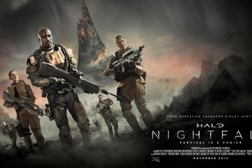 "Xbox Entertainment Studios: ""Halo: Nightfall"""