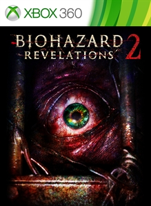 """Biohazard: Revelations 2"" / Xbox 360 - Box Art"