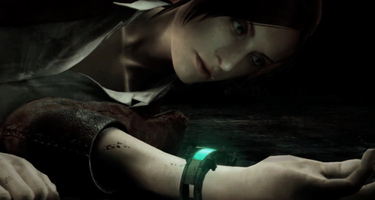 Resident Evil Revelations 2 - Claire Redfield