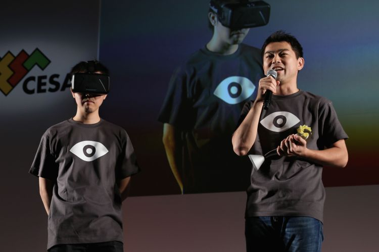 2014 Japan Game Awards - División 'Future' - Oculus Rift