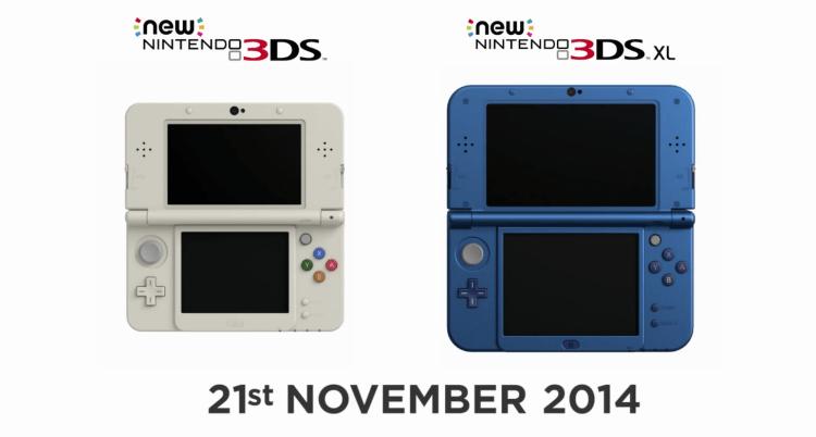 New Nintendo 3DS - Australian Release Date