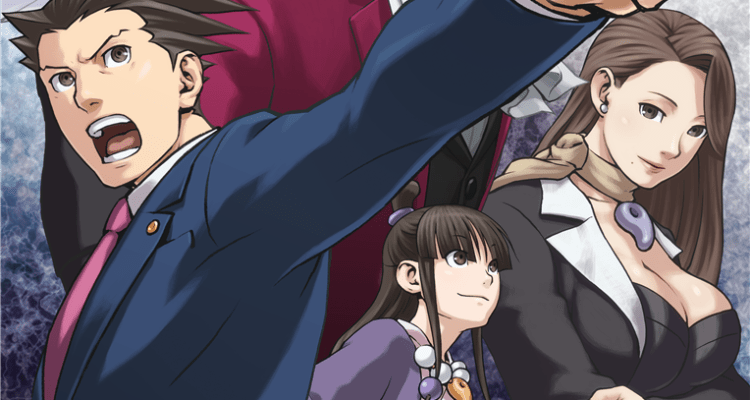 """Phoenix Wright: Ace Attorney"" Trilogy"