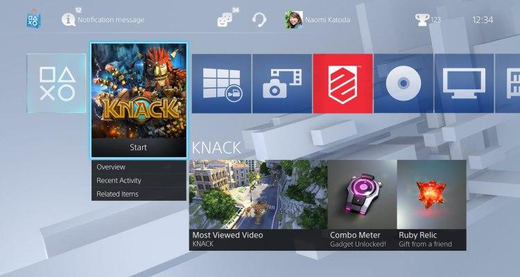 PS4 Theme: Rectangle (bottom)