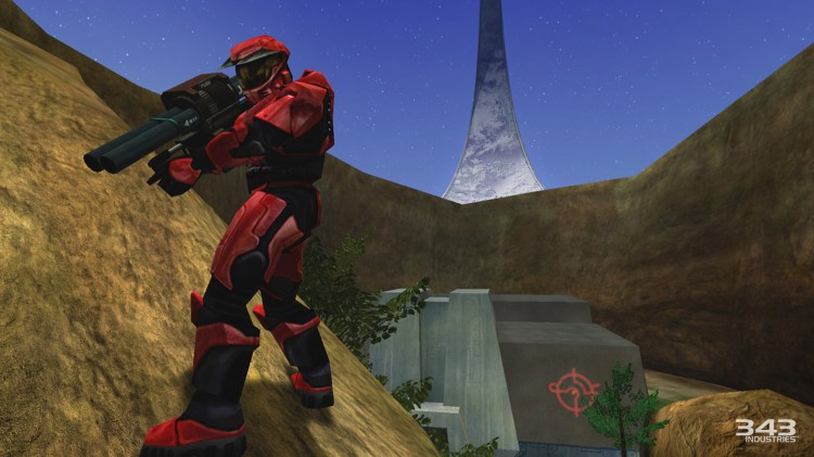 Halo: Master Chief Collection - Halo: Combat Evolved - Battle Creek (Wallpaper)
