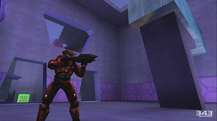 Halo: Master Chief Collection - Halo: Combat Evolved - Chillout (Wallpaper)