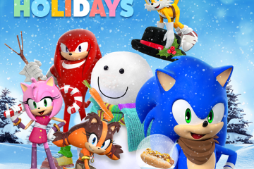 Sonic the Hedgehog: Happy Holidays 2014
