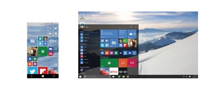 Windows 10: Start Menu