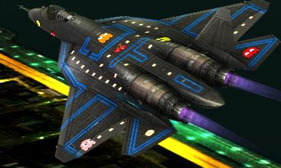 Ace Combat Assault Horizon Legacy+ / PAK FA Aircraft - Pacman