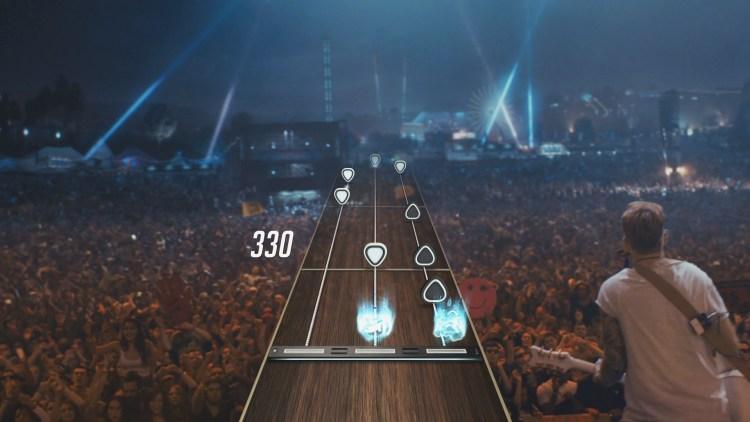 Guitar Hero Live / Fase 1