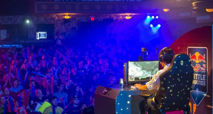 Red Bull Battle Grounds 2015: DOTA 2