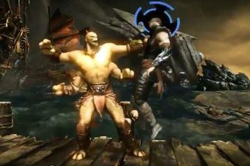 Mortal Kombat X Goro Trailer